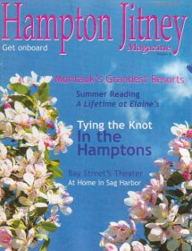 Betty Wasserman Arts & Interiors featured in the Hampton Jitney magazine