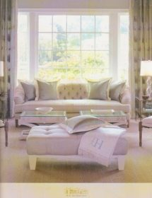 Hamptons Cottages & Gardens interior design magazine featured Betty Wasserman