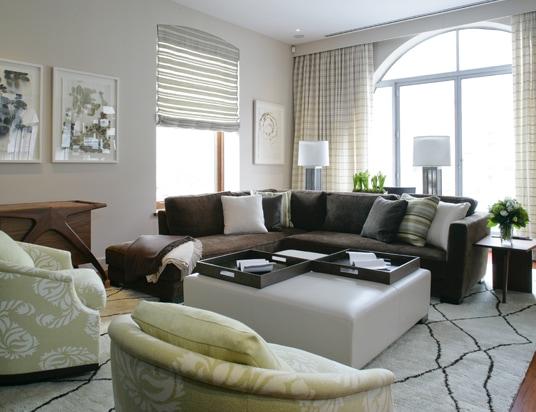 Nyc livingroom design