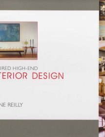 Betty Wasserman interior design featured in Interior Design magazine