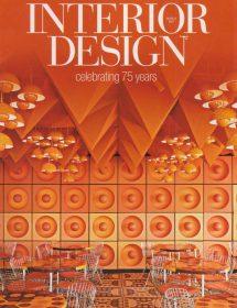 Betty Wasserman Arts & Interiors featured in Interior Design magazine