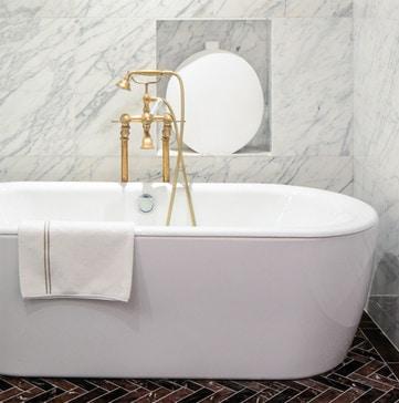 Bathroom renovations by Betty Wasserman