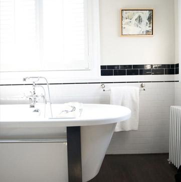Bridgehampton bathroom interior design reviews for Betty Wasserman