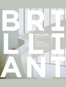 Betty Wasserman featured in Brilliant White interior design magazine