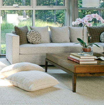 Classic interior designs in Hamptons Beach House