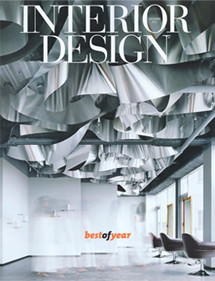 Betty Wasserman Featured In Interior Design December 2011