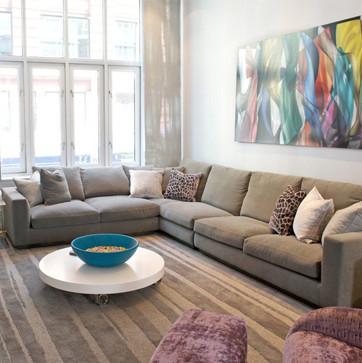 Vacation home interior design in Manhattan
