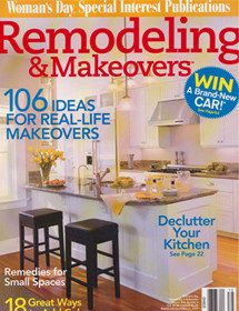 Remodeling & Makeovers magazine featured Betty Wasserman Arts & Interiors