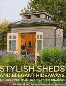 Betty Wasserman interior design featured in Stylish Sheds magazine