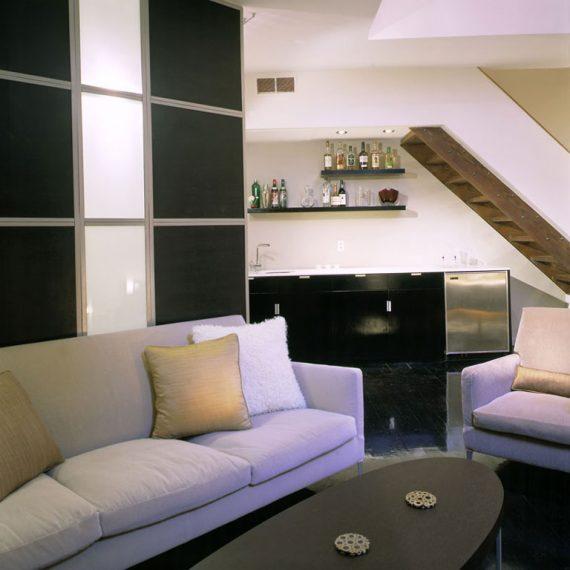 Tribeca loft interior design in NYC